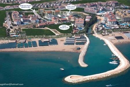Seher Sun Beach - Turecko letecky z Bratislavy