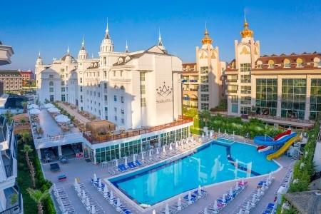 Side Royal Palace - Turecko v červnu