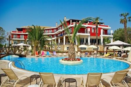Řecko s polopenzí - dovolená - nejlepší recenze