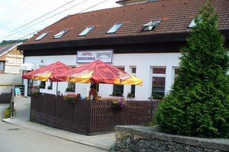Berounka - Ubytování Západní Čechy 2021/2022