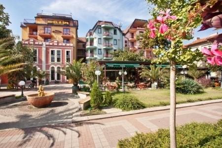 Saint George & Spa - Dovolená v Bulharsku 2021 - Bulharsko 2021