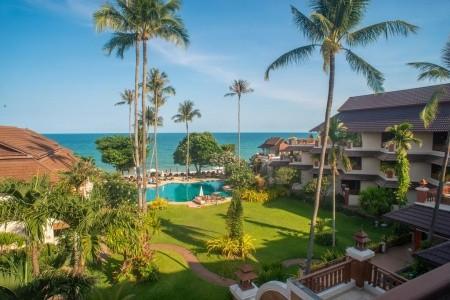 Haad Son Resort, Ko Phangan, Aloha Resort, Ko Samui, Bangkok - v únoru