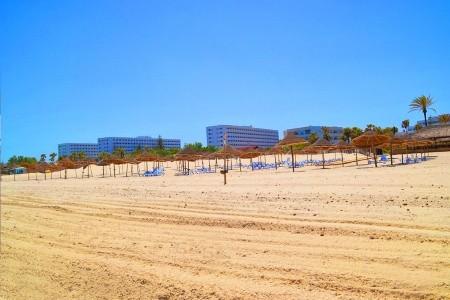 Club Tropicana - Tunisko v létě