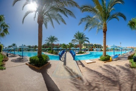 Egypt Hurghada Titanic Beach Spa & Aquapark 15 dňový pobyt All Inclusive Letecky Letisko: Bratislava október 2021 ( 1/10/21-15/10/21)