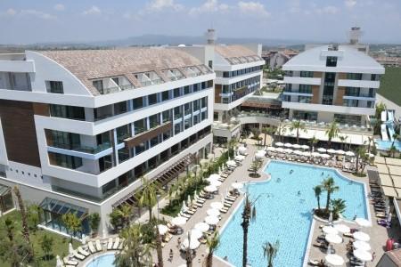 Port Side Hotel Resort - Turecko - First Minute - slevy