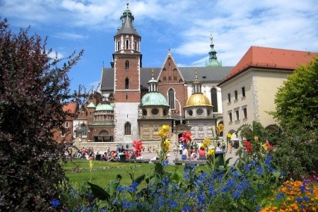 Krakow, Wieliczka a Osvětim - Polsko - zájezdy