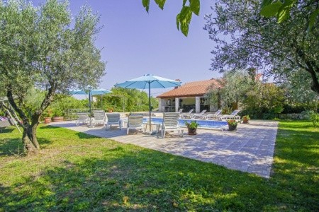 Villa Lavinia (Kavran) - Pula - Chorvatsko