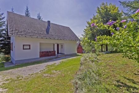 Prázdninový Dům Jelka (Poljanak) - Plitvická jezera - Chorvatsko