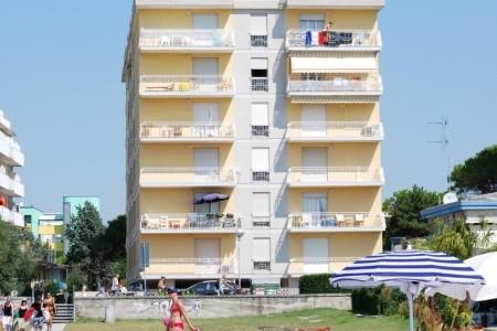 Residence Adriatico (Dodavatel 4) - Bibione Spiaggia