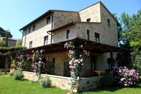 Residence Borgo Al Cerro - Toskánsko 2021/2022 | Dovolená Toskánsko 2021/2022