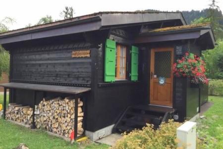 Abnaki, Chalet - Švýcarsko v říjnu - ubytování - slevy