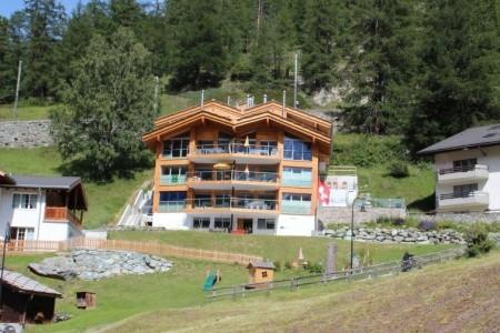 Chalet Nepomuk - Švýcarsko v dubnu