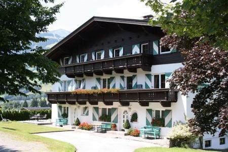 Appartementshaus Christine - Skiwelt Brixental - Rakousko