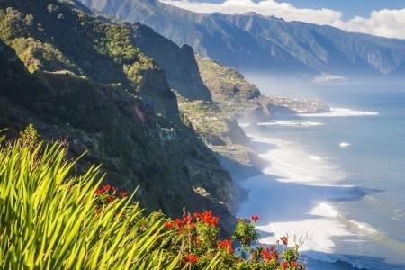 Nespoutaná Madeira: Rajská zahrada uprostřed oceánu