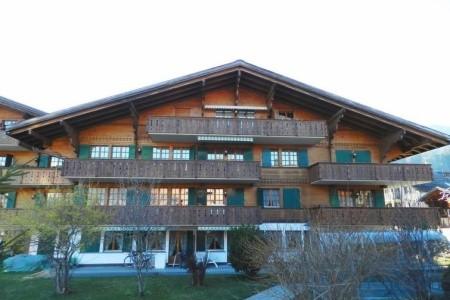 Gessenay 13 - Švýcarsko v dubnu