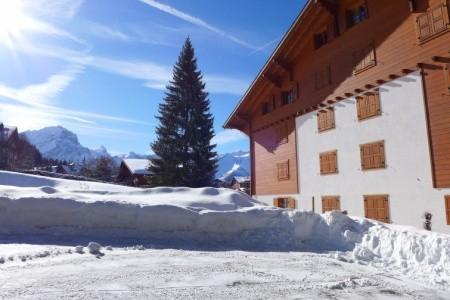 Nejlevnější Švýcarsko v zimě