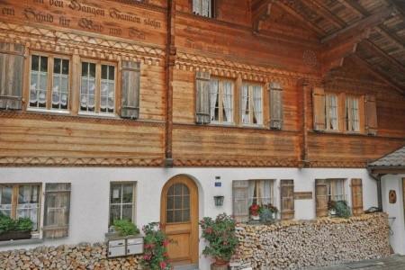 Chalet Bodenweg - Švýcarsko v říjnu - ubytování - recenze