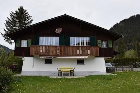 Chutzli - Švýcarsko v říjnu