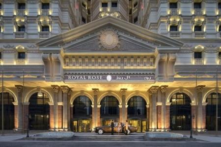Royal Rose - Dovolená Abu Dhabi - Abu Dhabi 2021