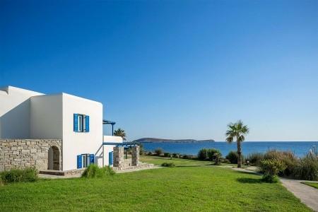 Poseidon Of Paros Hotel & Spa Snídaně