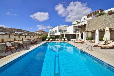 Pelican Bay Art  Hotel - Řecko v září