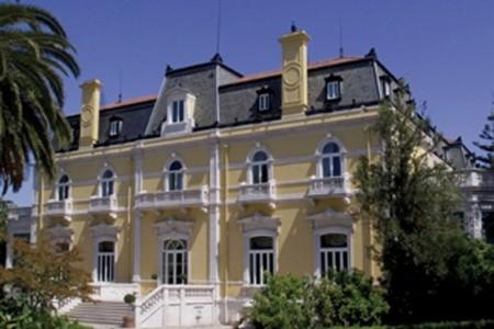Pestana Palace - v srpnu