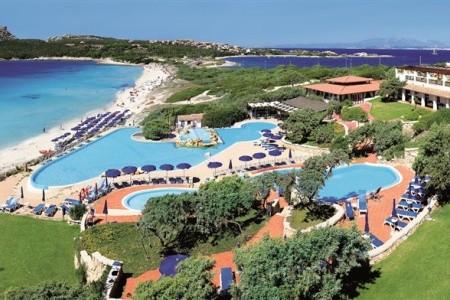Colonna Grand Hotel Capo Testa - v červnu