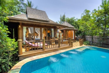 Le Vimarn Cottages & Spa, Ko Samet, Long Beach Garden Hotel, - v únoru