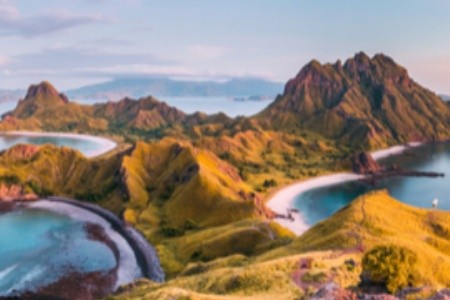 Spoznajte národný park Komodo: Domov bájnych drakov