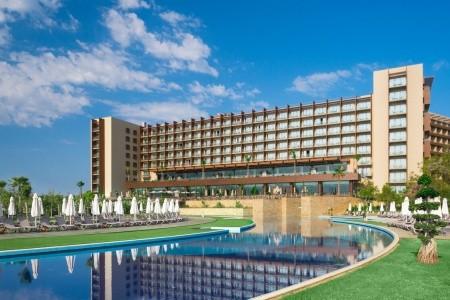 Concorde Luxury Resort - Pobytové zájezdy