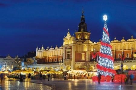 Advent v Krakowě - Zájezdy