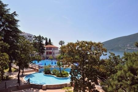 Hunguest Hotel Sun Resort - Černá Hora - zájezdy - luxusní dovolená