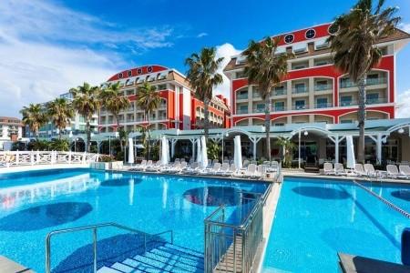 Orange County Resort Belek - Turecko letecky z Vídně - slevy