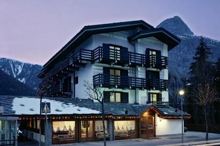 Hotel Les Jumeaux **** - Courmayeur
