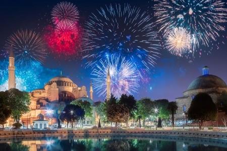 To nejlepší z Istanbulu + SILVESTR (letecky z Prahy) - Silvestr