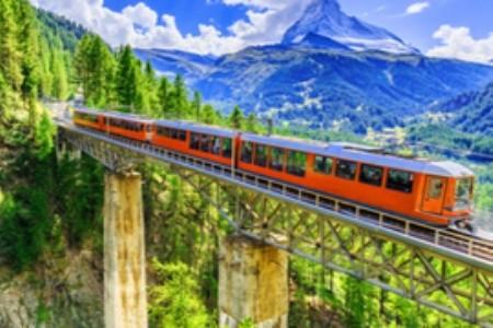 Vstupte do švýcarského nebe: Panoramatické vlaky vás dostanou!