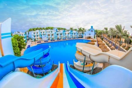 Mirage Bay Resort & Aquapark (Ex. Lilly Land) - Hurghada v listopadu - Egypt