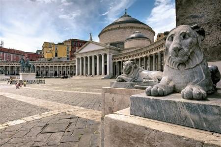 Řím, Neapol, Pompeje, Vesuv - Neapol 2021 | Dovolená Neapol 2021