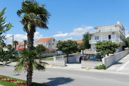 Apartmány 1355-626 - Chorvatsko v březnu