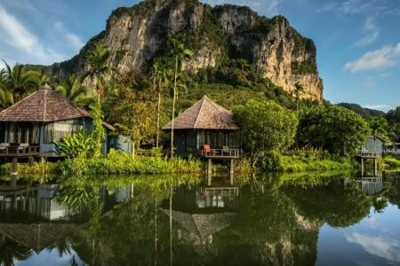 Kata Palm Resort & Spa, Phuket - Pláž Kata, Holiday Inn Resort, Phi Phi - Pláž Laem Tong, Peace Laguna Resort & Spa, Krabi - Pláž Ao N