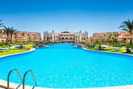 Jasmine Palace - Hurghada v listopadu - Egypt