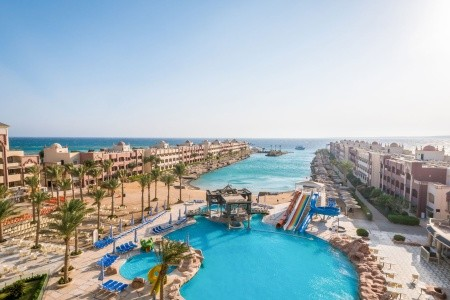 Sunny Days El Palacio Resort - Dovolená v Egyptě 2021 - Egypt All Inclusive 2021