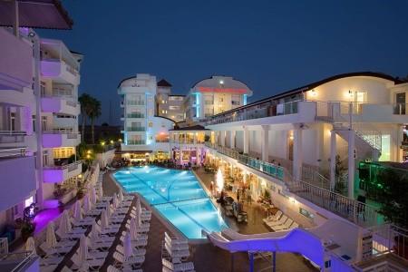 Merve Sun Hotel & Spa - Turecko Last Minute