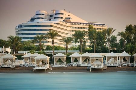 Titanic Beach Lara (Ex. Titanic Deluxe Beach & Resort) - Antalya v prosinci - Turecko