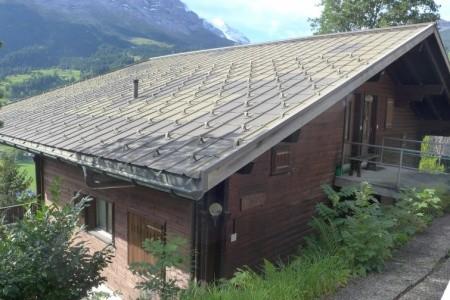Chalet Ahorn - Švýcarsko v květnu