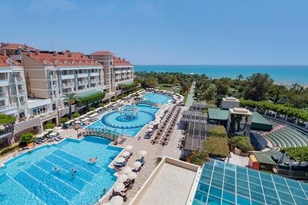 Turecko Side Trendy Aspendos Beach 12 dňový pobyt All Inclusive Letecky Letisko: Bratislava júl 2021 (17/07/21-28/07/21)