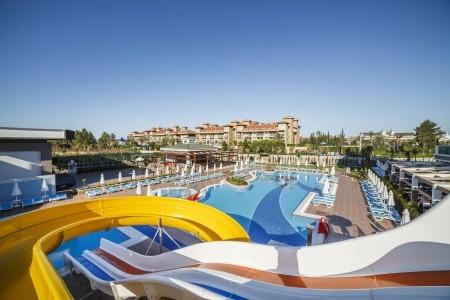 Luna Blanca Resort - v prosinci