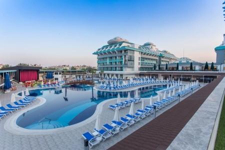 Sensitive Premium Resort & Spa - Turecko - slevy