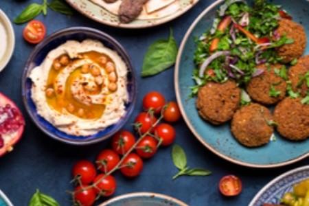 Odkud pocházejí moderní jídla?
