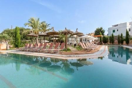 Apartmány Playa Ferrera - Hotel